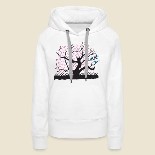 Frühling Melancholia - Frauen Premium Hoodie