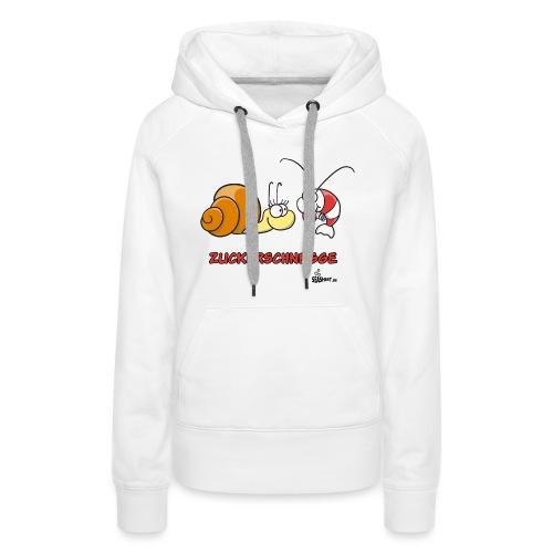 zuckerschnegge - Frauen Premium Hoodie