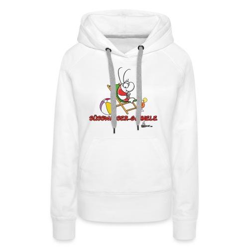 suesswasser_garnele - Frauen Premium Hoodie