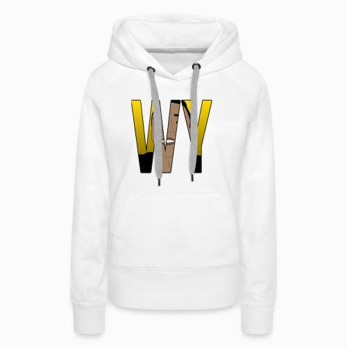 WaaromYannick Regular T-Shirt - WY - Vrouwen Premium hoodie