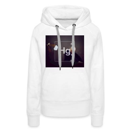 Hg80 - Sweat-shirt à capuche Premium pour femmes