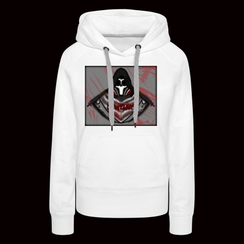 SoWeQDK Reaper ! - Dame Premium hættetrøje