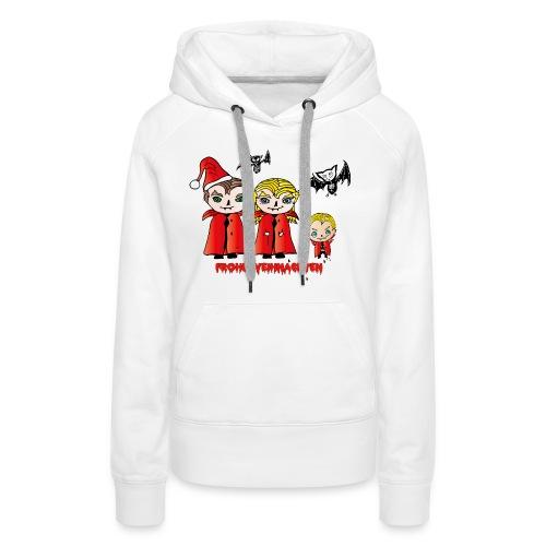 Frohe Weihnachten - Frauen Premium Hoodie