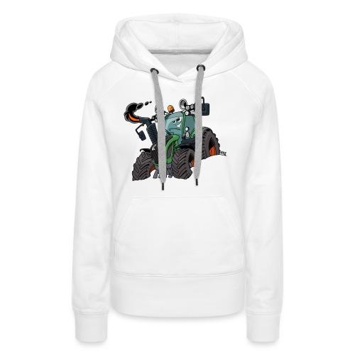 F 718Vario zonder kar - Vrouwen Premium hoodie