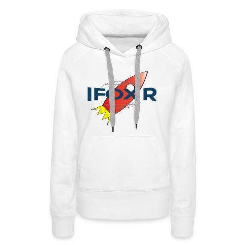 IFOX ROCKET - Premiumluvtröja dam