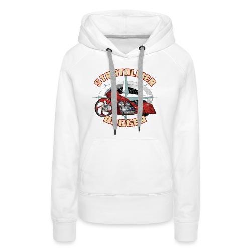 Stratoliner bagger 01 - Vrouwen Premium hoodie
