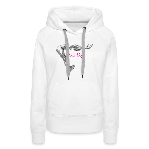 Down Dog Yoga - Women's Premium Hoodie