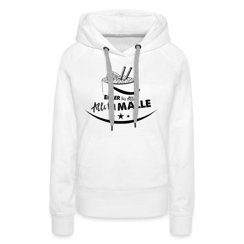 Eimer für Malle, Alle für Malle - Frauen Premium Hoodie