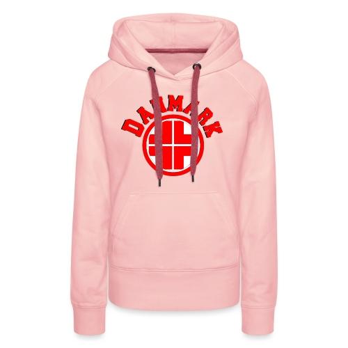 Denmark - Women's Premium Hoodie