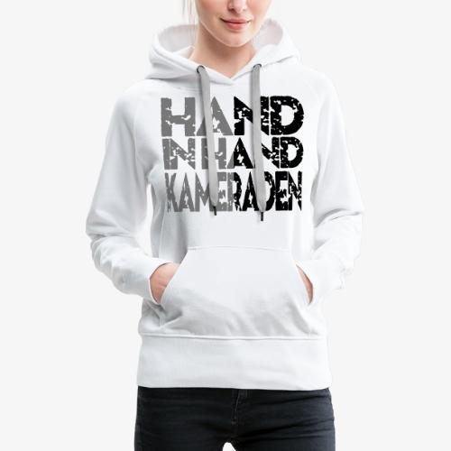 Hand In Hand - Vrouwen Premium hoodie