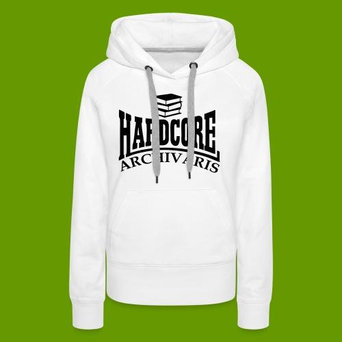 voorkant1 - Vrouwen Premium hoodie