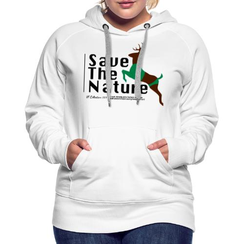Save the Nature - VF Collection 001 - Frauen Premium Hoodie