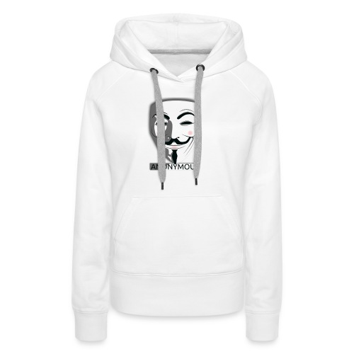 Anonymous - Women's Premium Hoodie