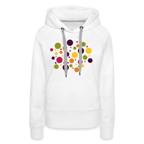 Dots are the new stripes - Frauen Premium Hoodie