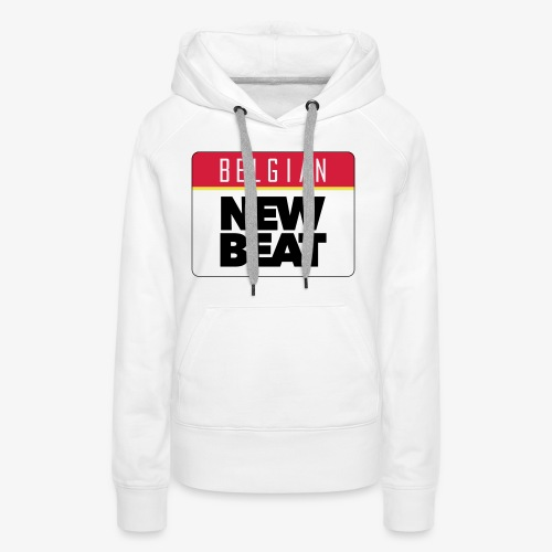 BNB LOGO - Vrouwen Premium hoodie