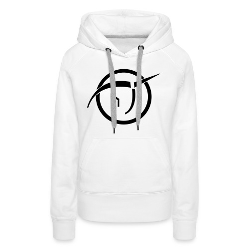 Invisible Pink Unicorn - Frauen Premium Hoodie