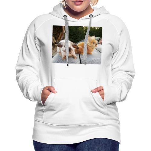 Nouche en Ninou - Vrouwen Premium hoodie