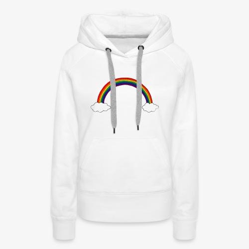 Regenbogen - Frauen Premium Hoodie