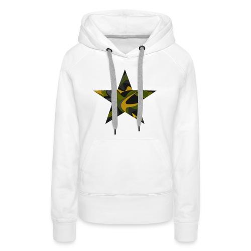 Weird Star - Frauen Premium Hoodie
