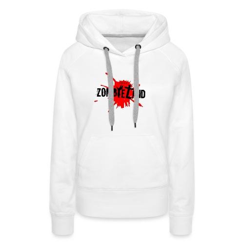 Zombieland Austria Logo Transperent png - Frauen Premium Hoodie