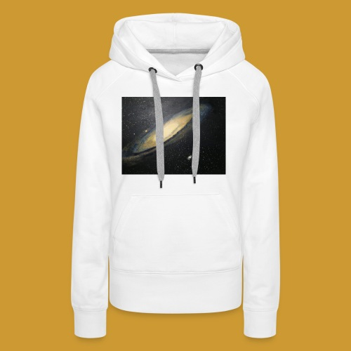 Andromeda - Mark Noble Art - Women's Premium Hoodie