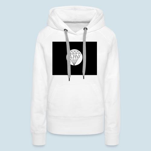 Toin clothing logo - Vrouwen Premium hoodie