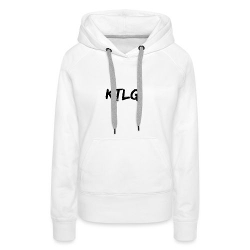 Keep The Life Going Merch - Women's Premium Hoodie