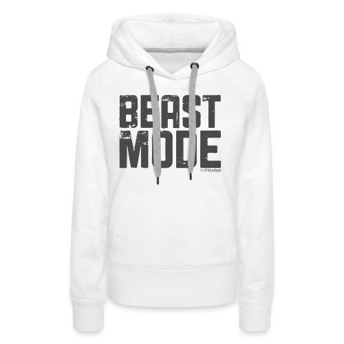 beastmode_logo - Women's Premium Hoodie