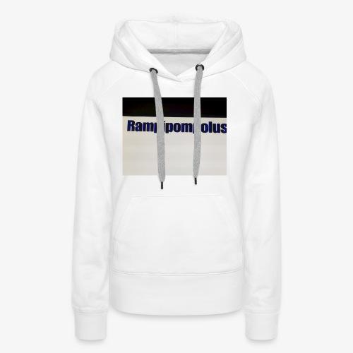 Rampipompolus - Premiumluvtröja dam
