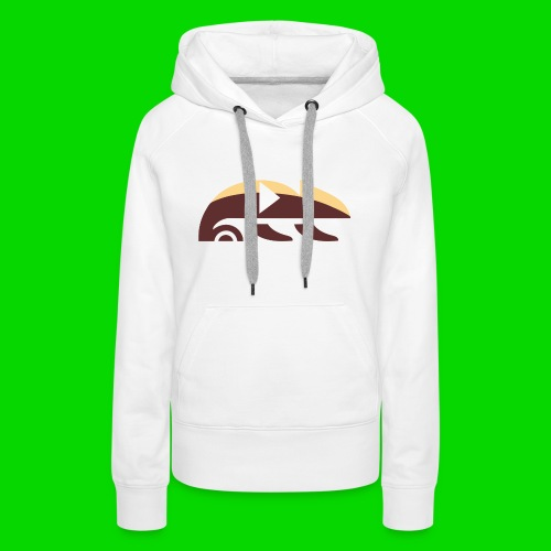 PlayButton Outback - Women's Premium Hoodie
