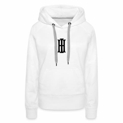 HI Design 1 gif - Frauen Premium Hoodie