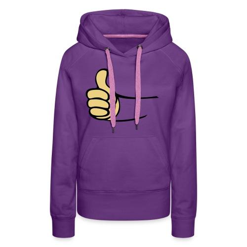 Vault - Vrouwen Premium hoodie