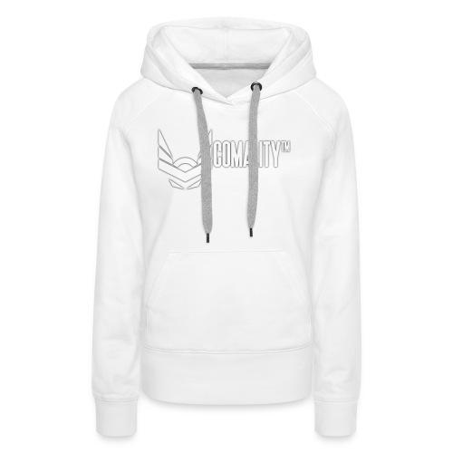 COFEE | Comality - Vrouwen Premium hoodie