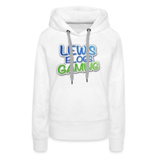 LEWISLOGO - Women's Premium Hoodie