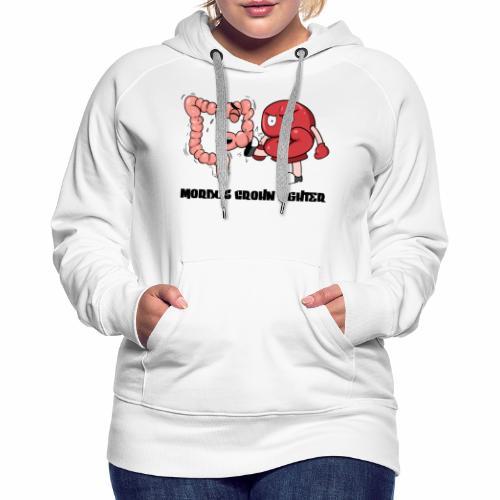 Morbus Crohn Kämpfer - Frauen Premium Hoodie