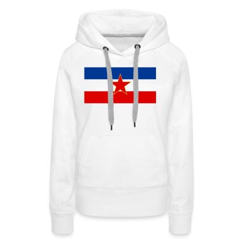 Socialist Federal Republic of Yugoslavia (1945- - Women's Premium Hoodie