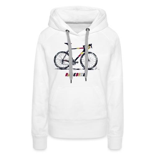 RACEBIKE - Frauen Premium Hoodie