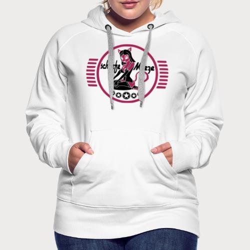 scharfe mieze - Frauen Premium Hoodie