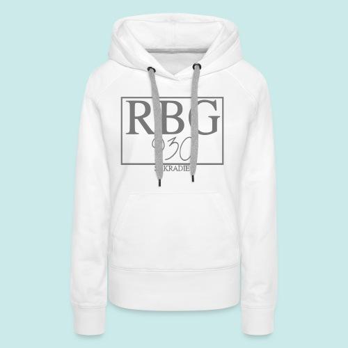 #RBG Buam - Frauen Premium Hoodie