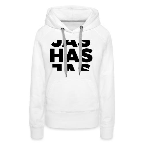 JasHasJas - Vrouwen Premium hoodie