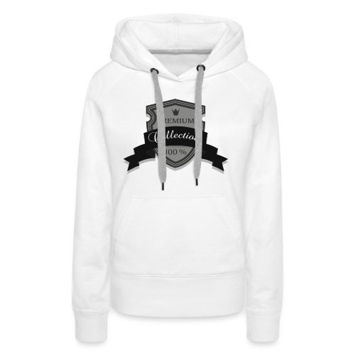 100% Premium Collection Brand - Women's Premium Hoodie