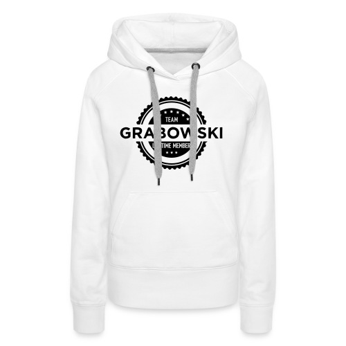 Team Grabowski - Premiumluvtröja dam
