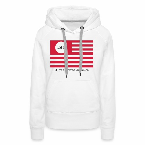USD United DILFS - Frauen Premium Hoodie