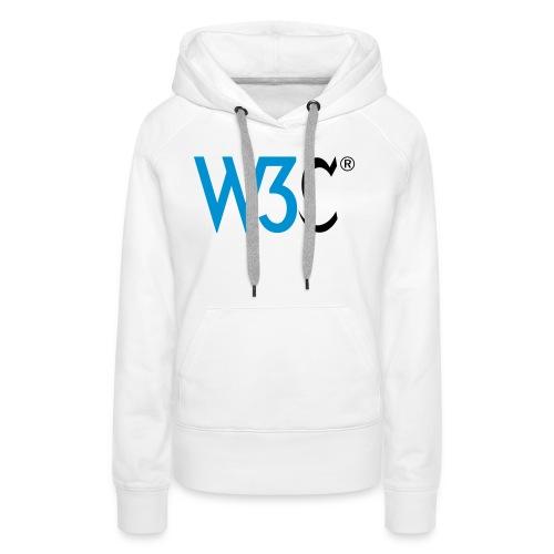 w3c - Women's Premium Hoodie