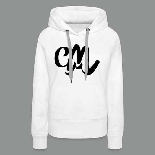 Button CM - Vrouwen Premium hoodie