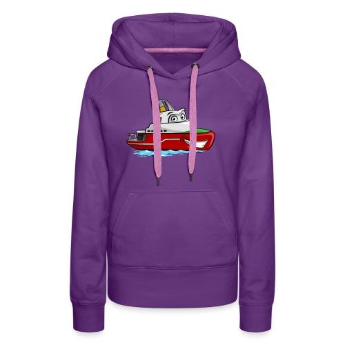 Boaty McBoatface - Women's Premium Hoodie