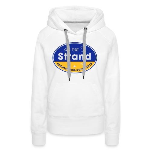 Op het Strand - Vrouwen Premium hoodie