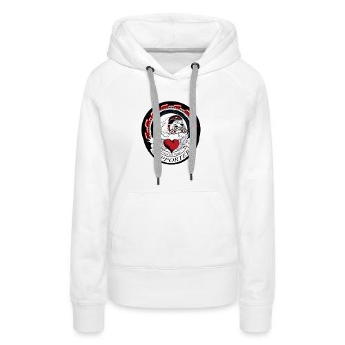 supporter - Frauen Premium Hoodie