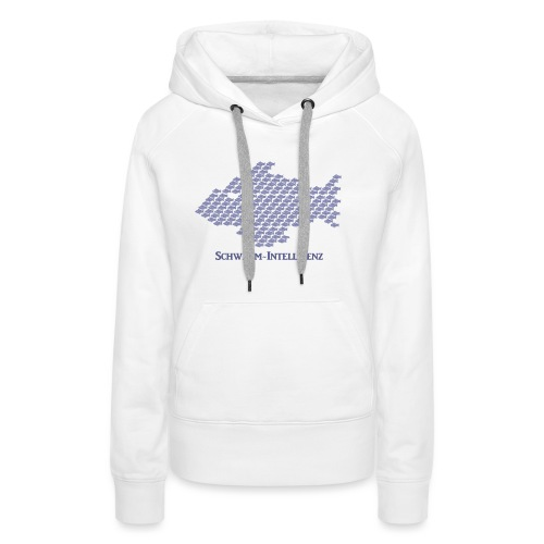 Schwarmintelligenz (Premium Shirt) - Frauen Premium Hoodie