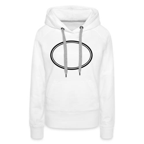 Kreis - Frauen Premium Hoodie